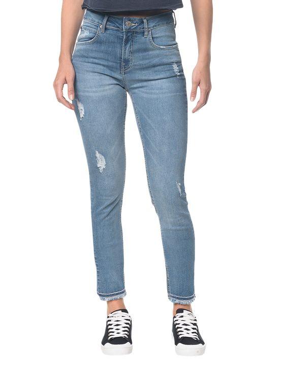 Calca-Jeans--Five-Pockets-Ckj-010-High-Rise-Skinny---Azul-Claro---36