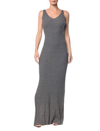Vestido-Ckj-Tricot-Sm-Fenda---Mescla---M
