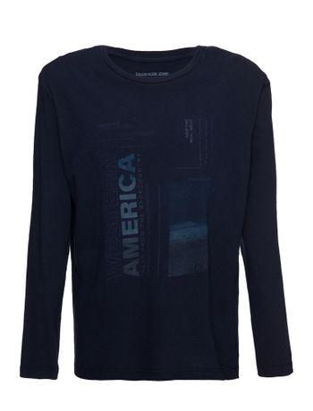 Camiseta-Ckj-Ml-Western-American---Marinho---6