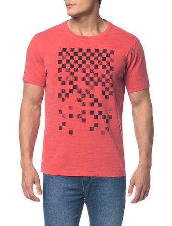Camiseta-Ckj-C-Estampa-Quadriculado---Vermelho---PP