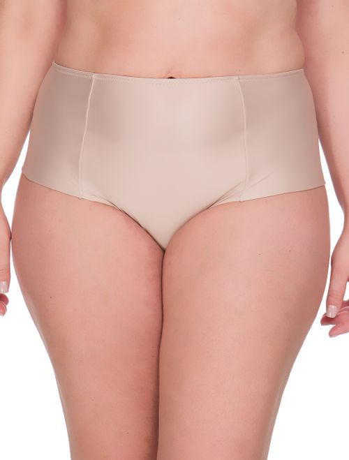 Calcinha Lateral Dupla Plus Size - Skin
