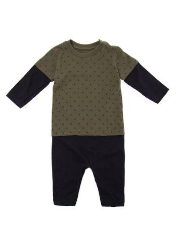 Macacao-Ckj-Baby-Mini-Print-Ck-3---Verde-Militar---RN