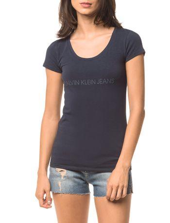 Blusa-Ckj-Fem-Mc-Logo---Marinho---P