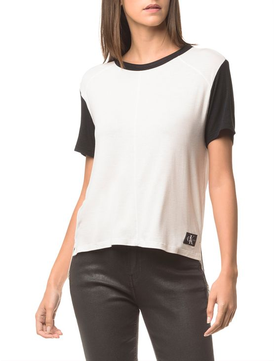 Blusa-Ckj-Fem-Mc-Recortes---Off-White---PP