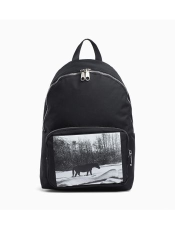 Mochila-Ckj-Horse-Andy-Warhol-Landscape---Preta---U