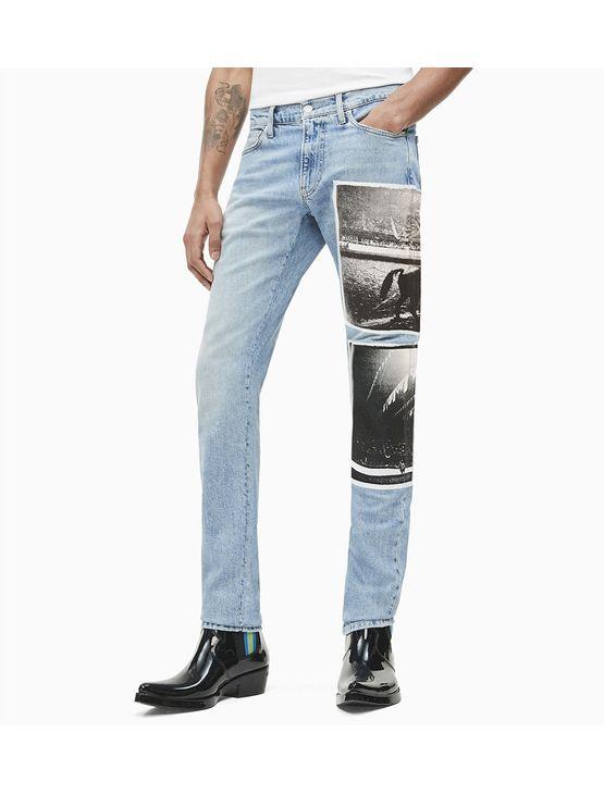 Calca-Jeans-Ckj-Masc-Andy-Warhol-Rodeo---Azul-Claro---38