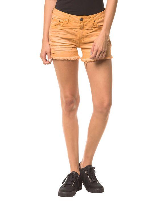 Shorts-Color-Five-Pockets---Mostarda---34