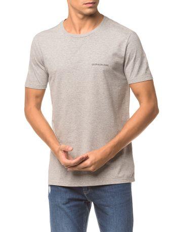 Camiseta-Ckj-Mc-Logo-Peito---Mescla---P