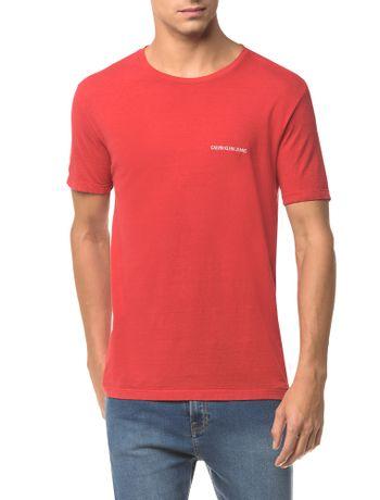 Camiseta-Ckj-Mc-Logo-Peito---Vermelho---PP