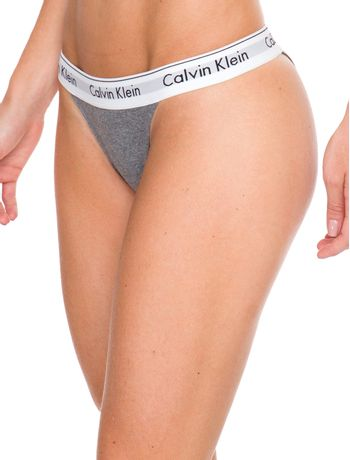 Calcinha-Tanga-String-Modern-Cotton---Grafite---S