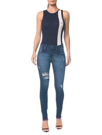 Calca-Jeans-Five-Pockets-Ckj-001-Super-Skinny---Marinho---40