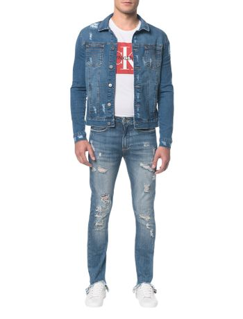 Jaqueta-Jeans-Trucker---Azul-Medio---M