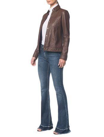 Calca-Jeans-Five-Pockets-Ckj-041-Mid-Rise-Flare---Marinho---34
