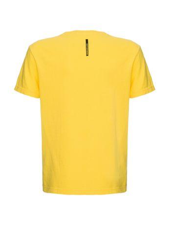 Camiseta-Ckj-Mc-Est-Ck-Quadrado---Amarelo-Ouro---2