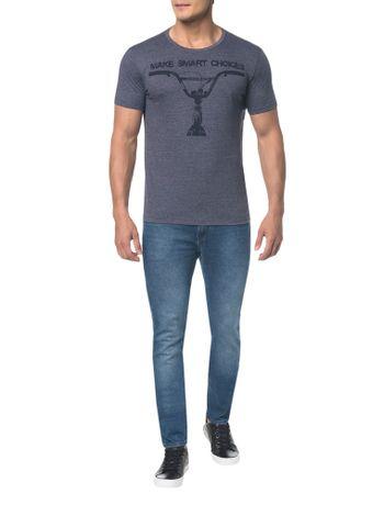 Camiseta-Ckj-Mc-Est.-Make-Swart-Choices---Marinho---GGG