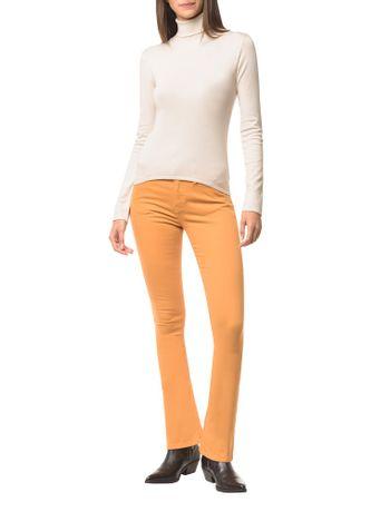 Calca-Jeans-Five-Pock-Kick-Flare---Mostarda---34
