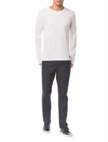 Camiseta-Ckj-Ml-Etiqueta-Barra---Branco-2---P