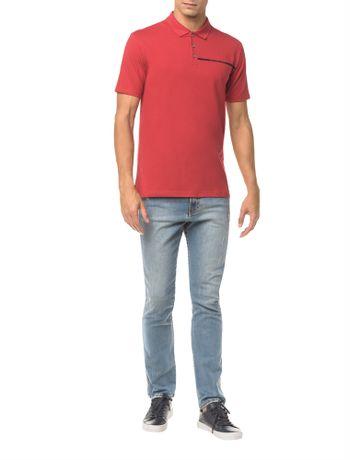 Polo-Ckj-Mc-Est-Logo-Palito---Vermelho---PP