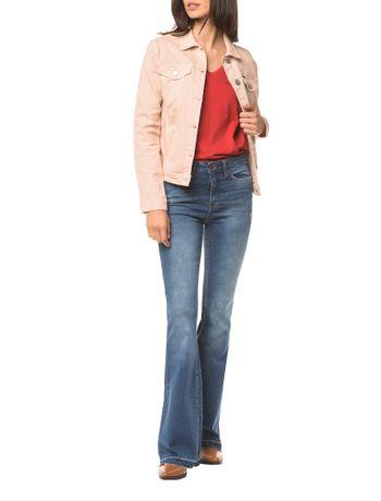 Jaqueta-Jeans-Color-Trucker---Rosa-Claro---GG