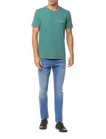 Camiseta-Ckj-Mc-Logo-Peito---Verde---M