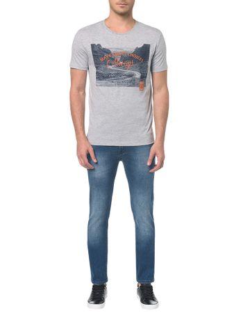 Calça Jeans Five Pockets Ckj 026 Slim