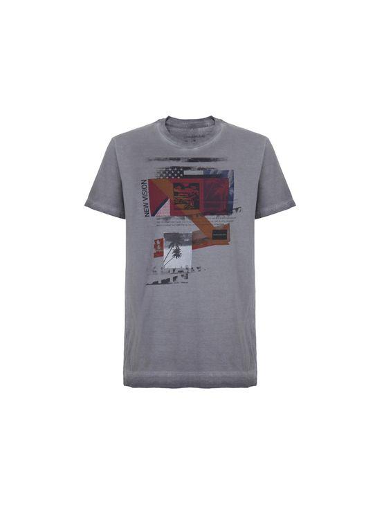 Camiseta-Ckj-Mc-Est.New-Vision-Patch---Chumbo-