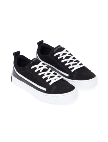 Tenis-Ckjb-Masc-Junior-Couro-Low-Skate---Preto-