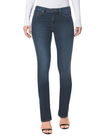Calca-Jeans-Five-Pockets-Ckj-042-Kick-Flare---Marinho-