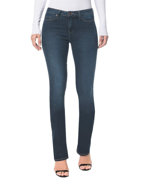 Calca-Jeans-Five-Pockets-Ckj-042-Kick-Flare---Marinho-