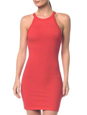 Vestido-Ckj-Sm-Cotton---Vermelho-