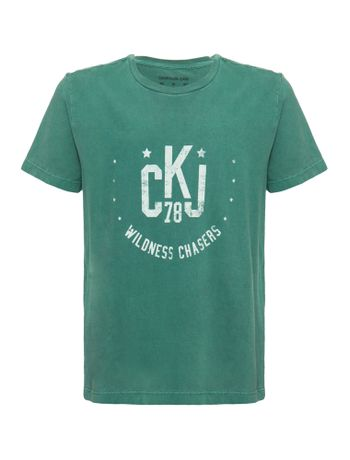 Camiseta-Ckj-Mc-Wildness---Verde-