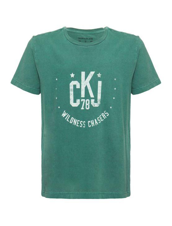 Camiseta-Ckj-Mc-Wildness---Verde-