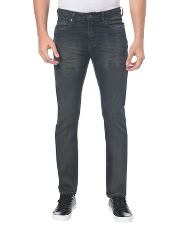 Calca-Jeans-Five-Pockets-Ckj-025-Slim-Straight---Marinho-