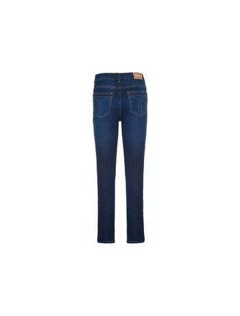 5b9dbfa1a Calça Jeans Sculpted CKJ 042 Kick Flare - Marinho - Calvin Klein