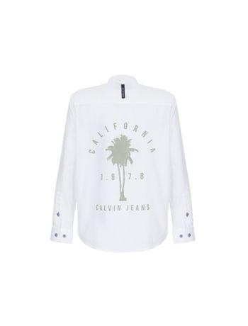 Camisa-Ckj-Ml-Calvin-Klein-Jeans-Pala---Branco-2-