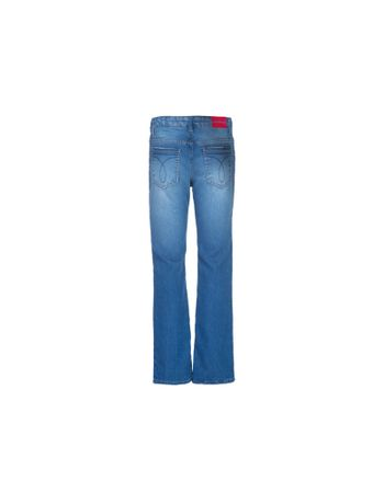 Calca-Jeans-Five-Pockets-Straight---Azul-Medio-