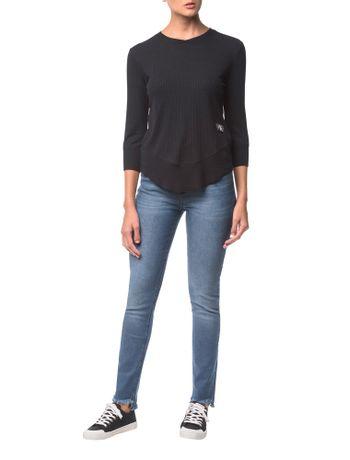 7f5d6303b8 Blusas Femininas. Camisetas e regatas - Calvin Klein