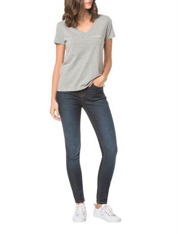 Calca-Jeans-Five-Pockets-Ckj-001-Super-Skinny--Marinho-