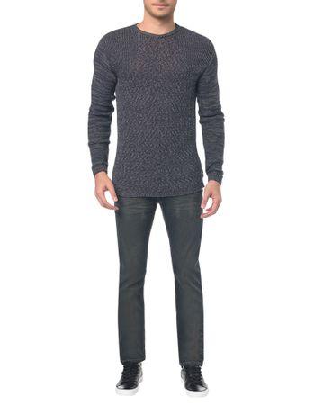 Calca-Jeans-Five-Pockets-Ckj-025-Slim-Straight---Marinho-