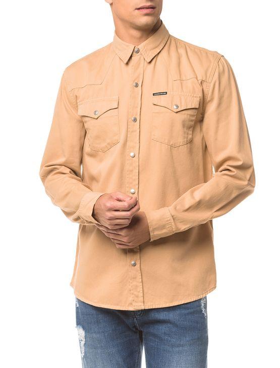 Camisa-Color-Manga-Longa---Caqui-Claro-