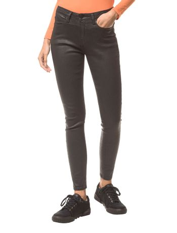 Calca-Jeans-Five-Pockets-Ckj-001-Super-Skinny---Preto