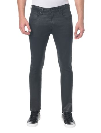 Calca-Jeans-Five-Pockets-Ckj-056-Athletic-Taper---Preto