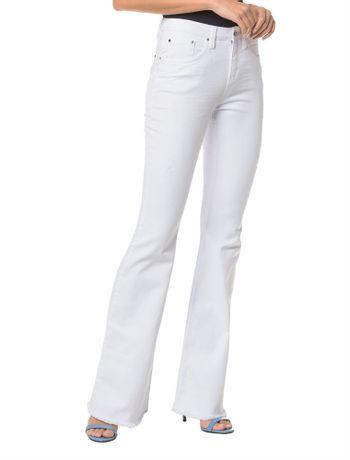 Calca-Color-Five-Pockets-Mid-Rise-Flare---Branco-2