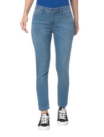 Calca-Jeans-Five-Pockets-Ckj-040-High-Rise-Flare---Marinho