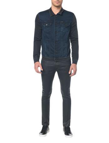 Calca-Jeans-Five-Pockets-Ckj-056-Athletic-Taper---Preto