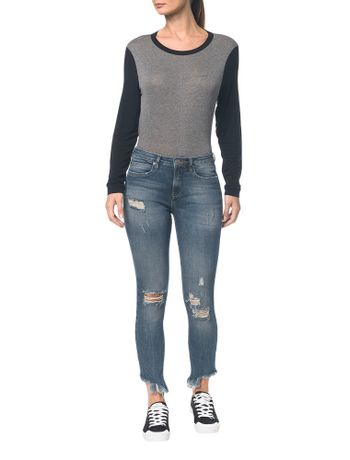Calca-Jeans-Five-Pockets-Ckj-011-Mid-Rise-Skinny---Marinho