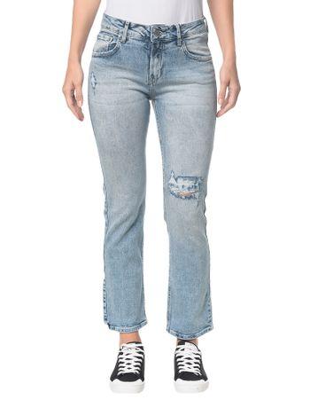 Calca-Jeans-Five-Pockets-Ckj-031-Mid-Rise-Straight
