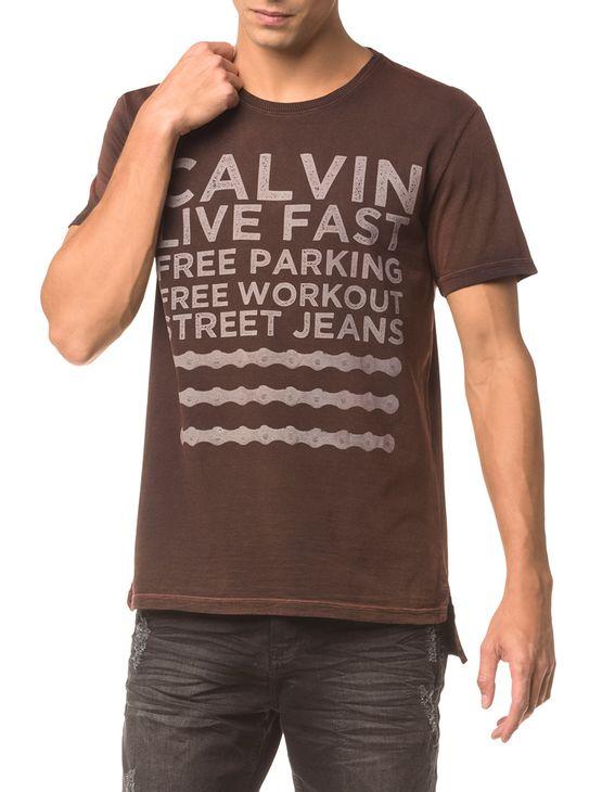 Camiseta-Ckj-Mc-Estampa-Calvin-Live-Fast---Vermelho