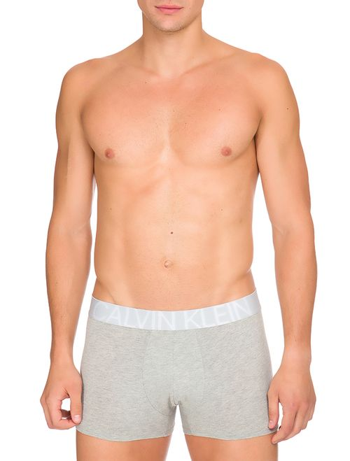 Cueca Trunk Cotton Statement - Mescla