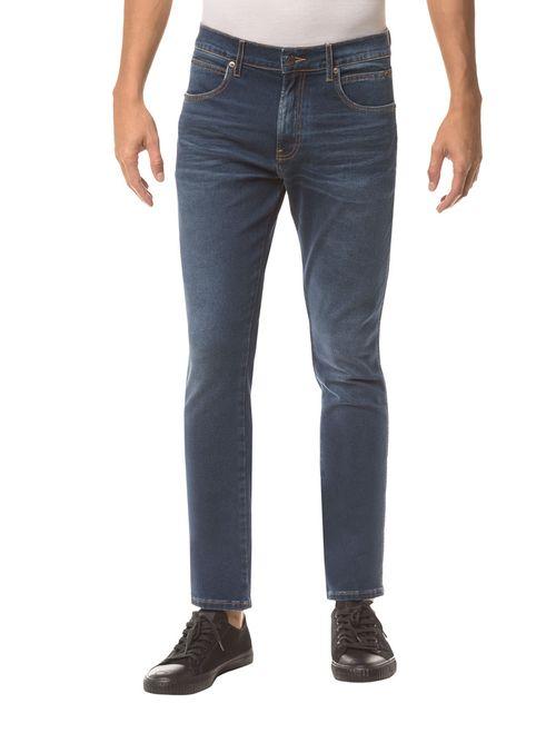Calça Jeans Ckj 026 Slim - Marinho